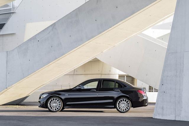 Ra mắt Mercedes-Benz C-Class 2019 hiện đại như S-Class - Ảnh 4.