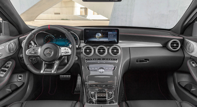 Ra mắt Mercedes-Benz C-Class 2019 hiện đại như S-Class - Ảnh 3.