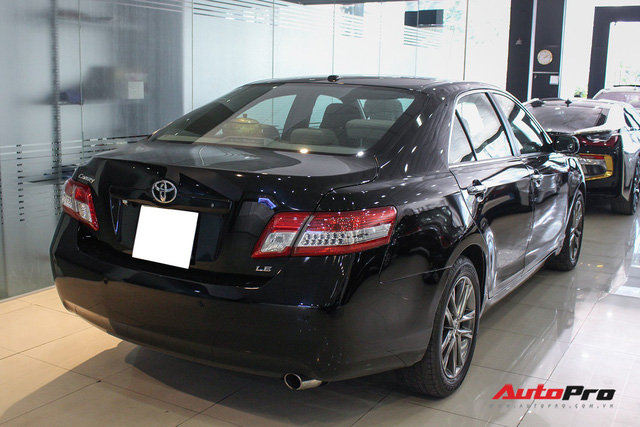 Toyota Camry LE 2009 bản Mỹ đi 65.500km rao bán lại giá 880 triệu đồng - Ảnh 2.