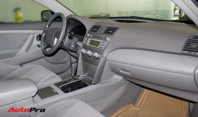 Toyota Camry LE 2009 bản Mỹ đi 65.500km rao bán lại giá 880 triệu đồng - Ảnh 13.