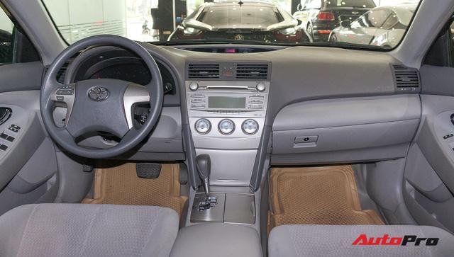 Toyota Camry LE 2009 bản Mỹ đi 65.500km rao bán lại giá 880 triệu đồng - Ảnh 10.