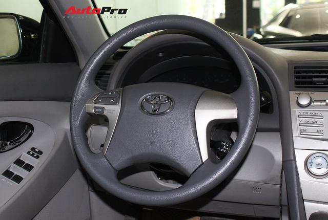 Toyota Camry LE 2009 bản Mỹ đi 65.500km rao bán lại giá 880 triệu đồng - Ảnh 12.