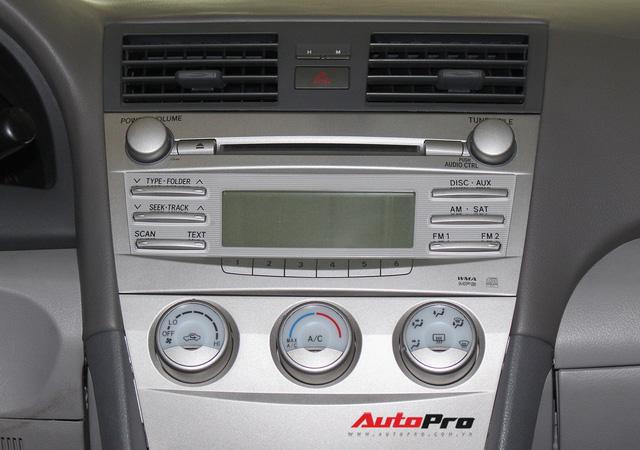 Toyota Camry LE 2009 bản Mỹ đi 65.500km rao bán lại giá 880 triệu đồng - Ảnh 11.