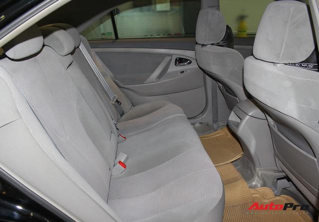 Toyota Camry LE 2009 bản Mỹ đi 65.500km rao bán lại giá 880 triệu đồng - Ảnh 18.