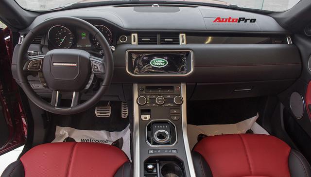 Range Rover Evoque mui trần biển 56789 của đại gia DakLak - Ảnh 7.