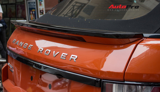 Range Rover Evoque mui trần biển 56789 của đại gia DakLak - Ảnh 9.