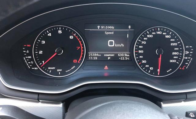 Audi A4 cũ rao bán ngang giá Mẹc C mới - Ảnh 7.