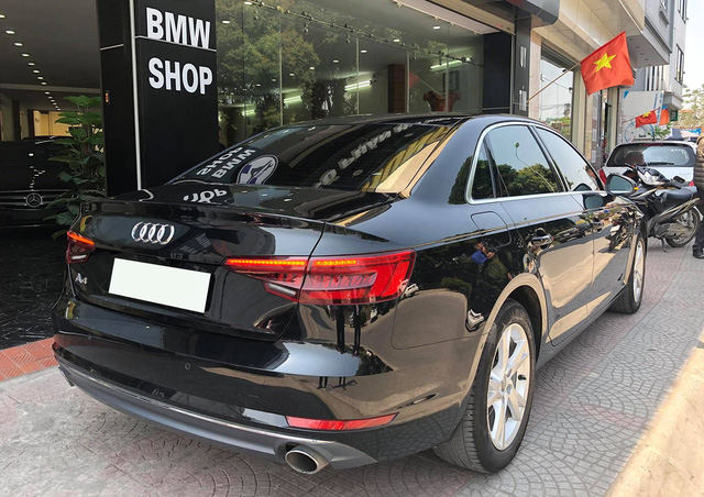 Audi A4 cũ rao bán ngang giá Mẹc C mới - Ảnh 2.