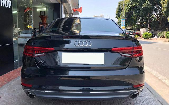 Audi A4 cũ rao bán ngang giá Mẹc C mới - Ảnh 3.