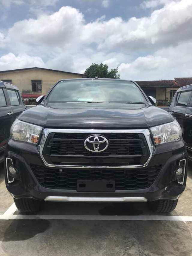Toyota Hilux giống Tacoma tiếp tục ra mắt Đông Nam Á - Ảnh 1.