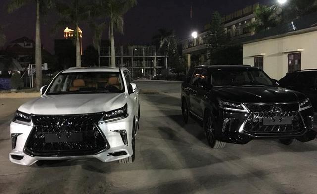 Điểm mặt những chiếc Lexus LX570 Super Sport giá gần 10 tỷ tại Việt Nam - Ảnh 4.