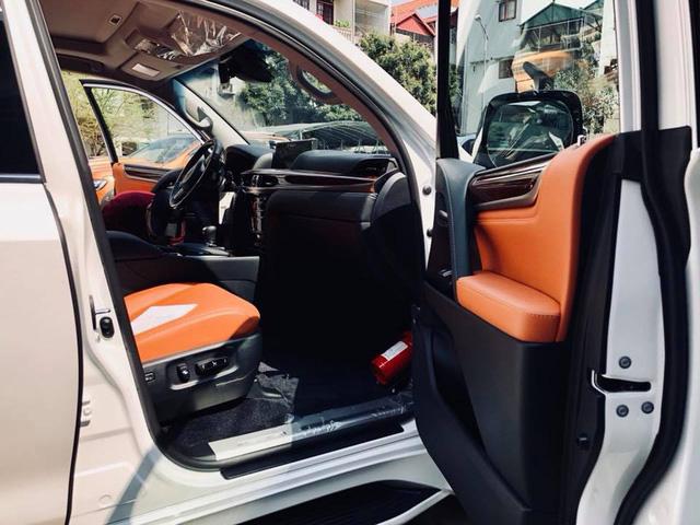 Điểm mặt những chiếc Lexus LX570 Super Sport giá gần 10 tỷ tại Việt Nam - Ảnh 7.