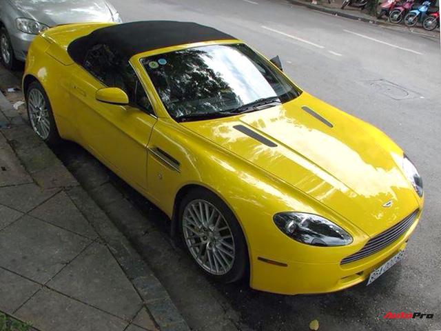 Điểm mặt những mẫu xe của Aston Martin đang lăn bánh tại Việt Nam - Ảnh 12.