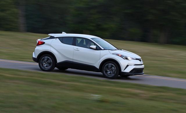 Vì sao Toyota C-HR chưa thể thành công tại Bắc Mỹ? - Ảnh 5.