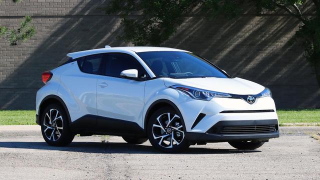 Vì sao Toyota C-HR chưa thể thành công tại Bắc Mỹ? - Ảnh 3.