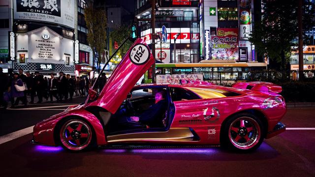 Gặp mặt tay độ Lamborghini dị nhất thế giới - Ảnh 5.