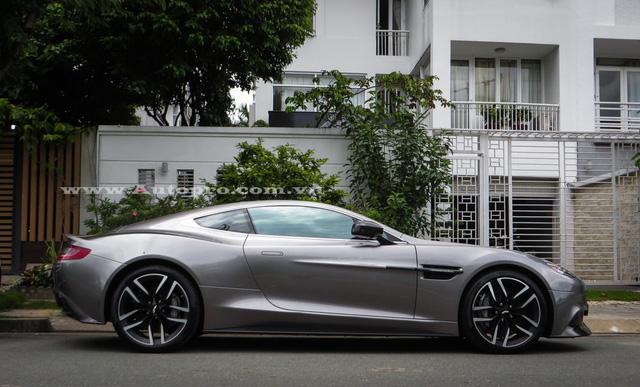 Điểm mặt những mẫu xe của Aston Martin đang lăn bánh tại Việt Nam - Ảnh 8.