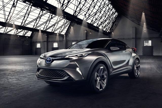 Vì sao Toyota C-HR chưa thể thành công tại Bắc Mỹ? - Ảnh 4.