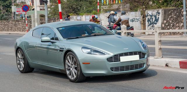 Điểm mặt những mẫu xe của Aston Martin đang lăn bánh tại Việt Nam - Ảnh 13.