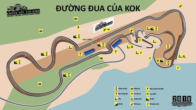 Giải đua xe địa hình đối kháng đầu tiên Việt Nam chính thức khởi động - Ảnh 2.