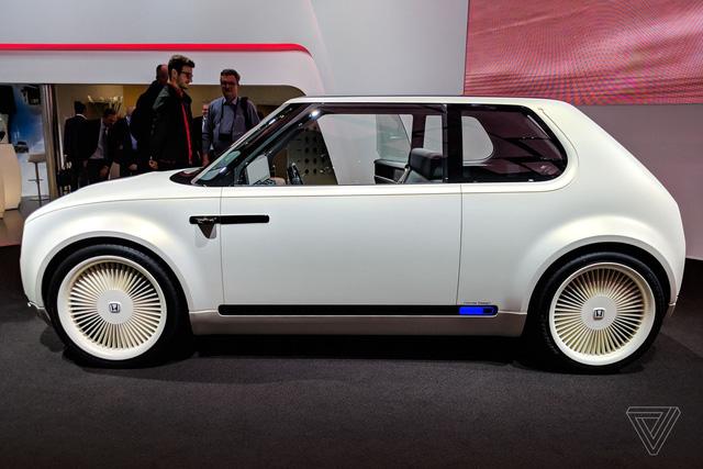 Honda: Xe điện thay đổi thiết kế ô tô đương đại - Ảnh 1.