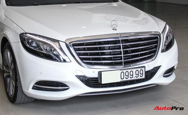 Mercedes-Benz S500 biển tứ quý 9 đi 53.000km rao bán lại giá 4,7 tỷ đồng - Ảnh 3.