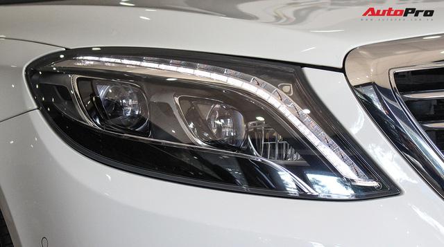 Mercedes-Benz S500 biển tứ quý 9 đi 53.000km rao bán lại giá 4,7 tỷ đồng - Ảnh 11.