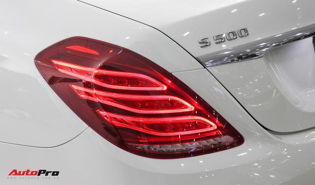 Mercedes-Benz S500 biển tứ quý 9 đi 53.000km rao bán lại giá 4,7 tỷ đồng - Ảnh 10.