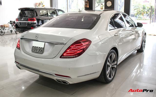 Mercedes-Benz S500 biển tứ quý 9 đi 53.000km rao bán lại giá 4,7 tỷ đồng - Ảnh 8.