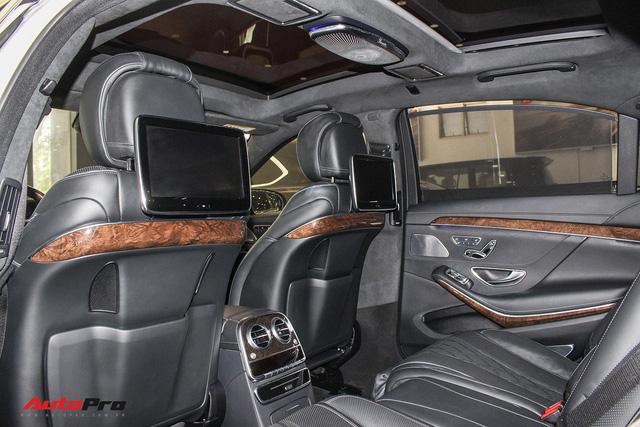 Mercedes-Benz S500 biển tứ quý 9 đi 53.000km rao bán lại giá 4,7 tỷ đồng - Ảnh 26.
