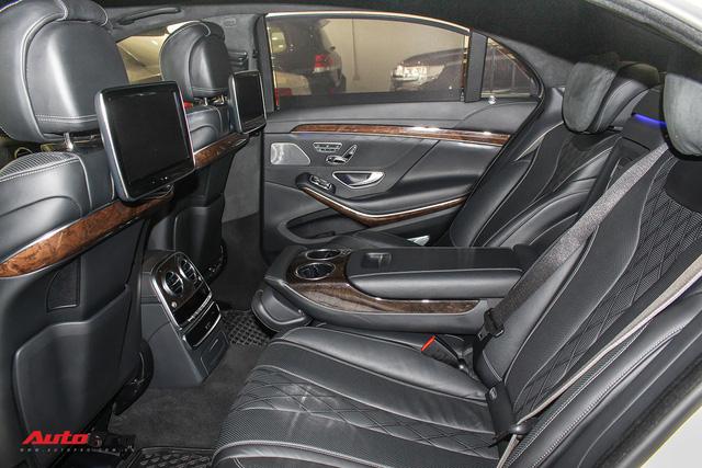 Mercedes-Benz S500 biển tứ quý 9 đi 53.000km rao bán lại giá 4,7 tỷ đồng - Ảnh 13.