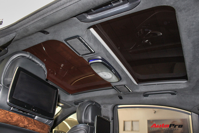 Mercedes-Benz S500 biển tứ quý 9 đi 53.000km rao bán lại giá 4,7 tỷ đồng - Ảnh 22.
