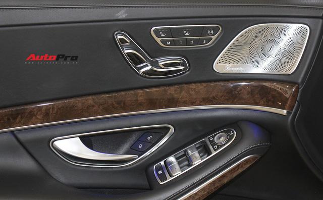 Mercedes-Benz S500 biển tứ quý 9 đi 53.000km rao bán lại giá 4,7 tỷ đồng - Ảnh 21.