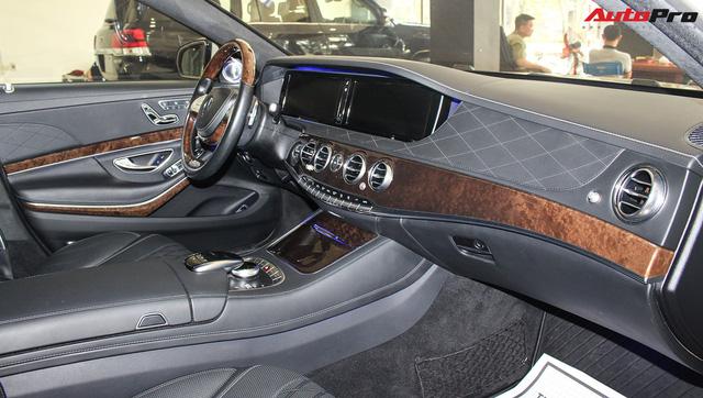 Mercedes-Benz S500 biển tứ quý 9 đi 53.000km rao bán lại giá 4,7 tỷ đồng - Ảnh 20.