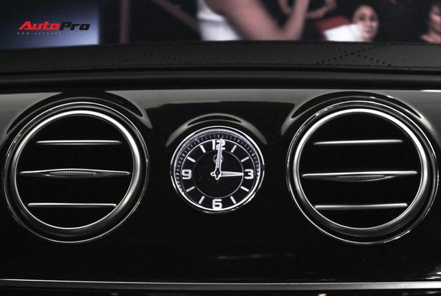 Mercedes-Benz S500 biển tứ quý 9 đi 53.000km rao bán lại giá 4,7 tỷ đồng - Ảnh 17.