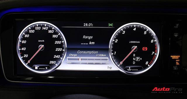 Mercedes-Benz S500 biển tứ quý 9 đi 53.000km rao bán lại giá 4,7 tỷ đồng - Ảnh 16.