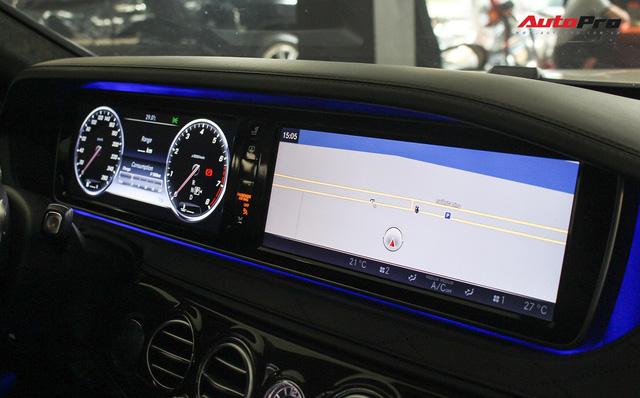 Mercedes-Benz S500 biển tứ quý 9 đi 53.000km rao bán lại giá 4,7 tỷ đồng - Ảnh 15.