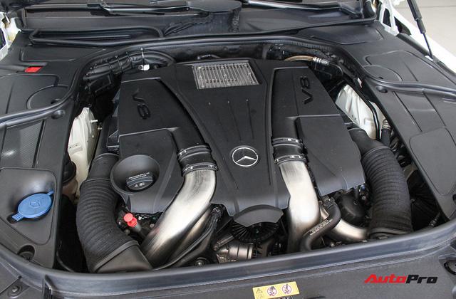 Mercedes-Benz S500 biển tứ quý 9 đi 53.000km rao bán lại giá 4,7 tỷ đồng - Ảnh 14.