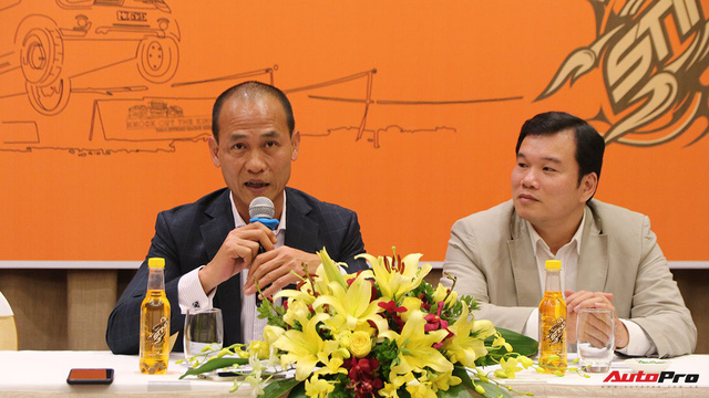 Giải đua xe địa hình đối kháng đầu tiên Việt Nam chính thức khởi động - Ảnh 1.