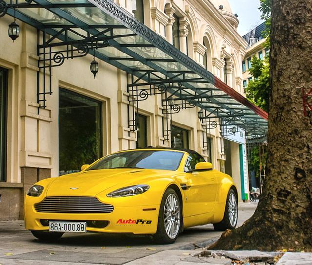 Điểm mặt những mẫu xe của Aston Martin đang lăn bánh tại Việt Nam - Ảnh 4.