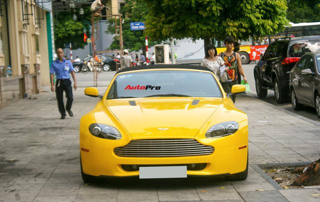Điểm mặt những mẫu xe của Aston Martin đang lăn bánh tại Việt Nam - Ảnh 11.