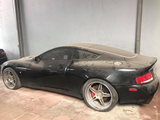 Điểm mặt những mẫu xe của Aston Martin đang lăn bánh tại Việt Nam - Ảnh 6.