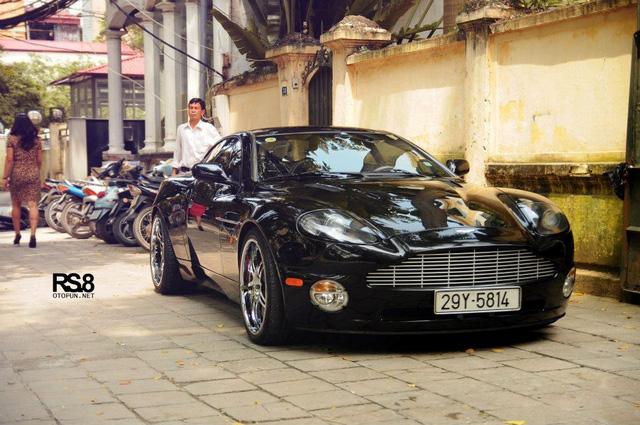 Điểm mặt những mẫu xe của Aston Martin đang lăn bánh tại Việt Nam - Ảnh 3.
