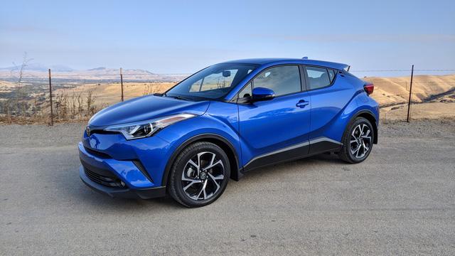 Vì sao Toyota C-HR chưa thể thành công tại Bắc Mỹ? - Ảnh 2.