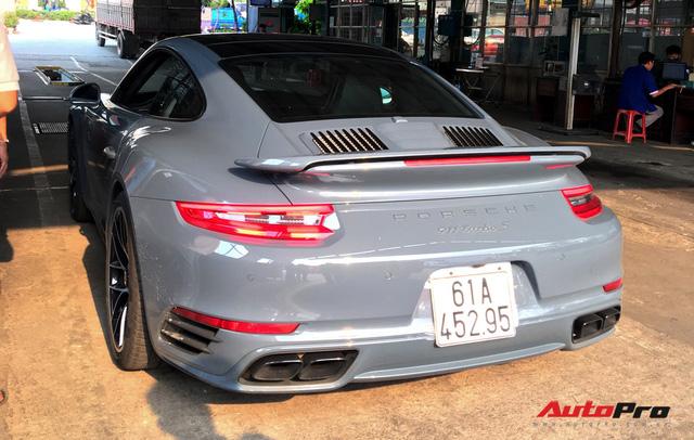 Đại gia Bình Dương tậu Porsche 911 Turbo S trị giá hơn 15 tỷ đồng - Ảnh 6.