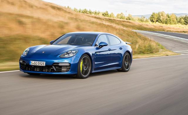 Porsche đặt cược vào xe điện - Ảnh 3.