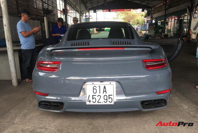 Đại gia Bình Dương tậu Porsche 911 Turbo S trị giá hơn 15 tỷ đồng - Ảnh 8.