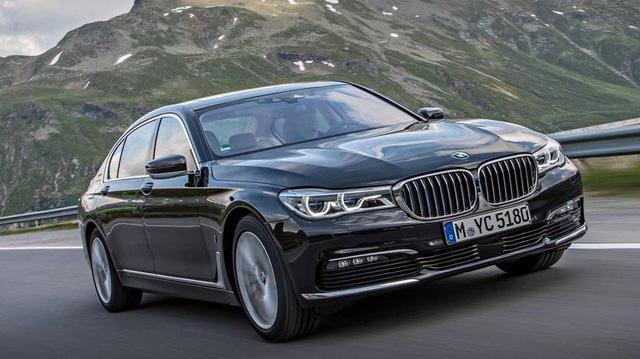 BMW 7-Series lọt danh sách xe mất giá nhất trong năm 2018