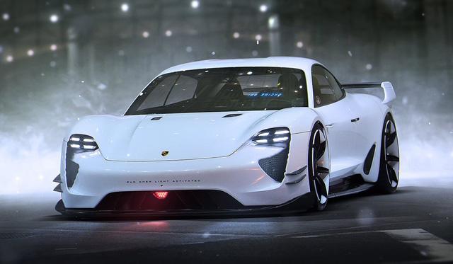 Porsche đặt cược vào xe điện - Ảnh 2.