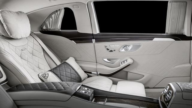 Sắp ra mắt Mercedes-Maybach Pullman 2019 - limo cho giới thượng lưu - Ảnh 6.